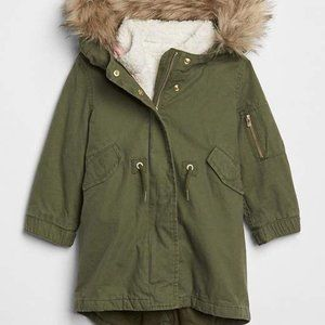 Gap 3 in 1 Parka